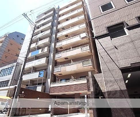 京都府京都市中京区、烏丸駅徒歩10分の築16年 11階建の賃貸マンション