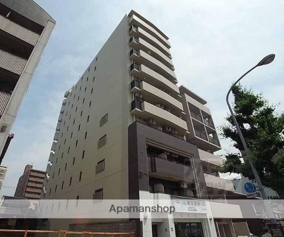 京都府京都市中京区、大宮駅徒歩13分の築27年 11階建の賃貸マンション