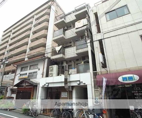 京都府京都市中京区、烏丸駅徒歩12分の築30年 5階建の賃貸マンション