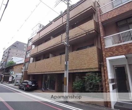 京都府京都市中京区、河原町駅徒歩7分の築27年 6階建の賃貸マンション