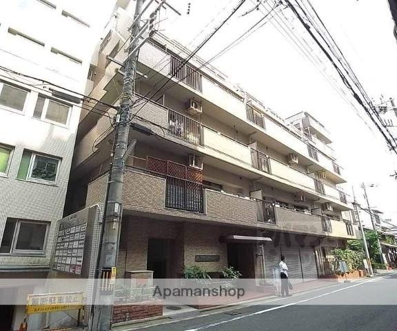 京都府京都市中京区、三条駅徒歩10分の築32年 9階建の賃貸マンション