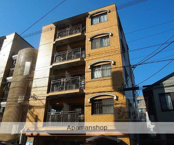 京都府京都市下京区、西大路駅徒歩5分の築32年 5階建の賃貸マンション