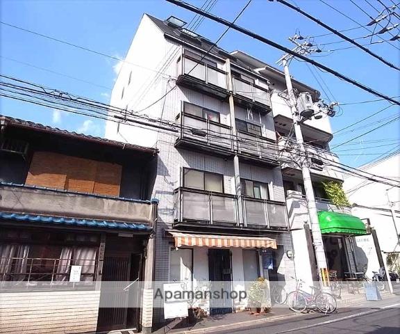 京都府京都市中京区、丸太町駅徒歩9分の築19年 6階建の賃貸マンション