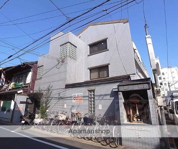 京都府京都市中京区、烏丸駅徒歩13分の築30年 3階建の賃貸マンション