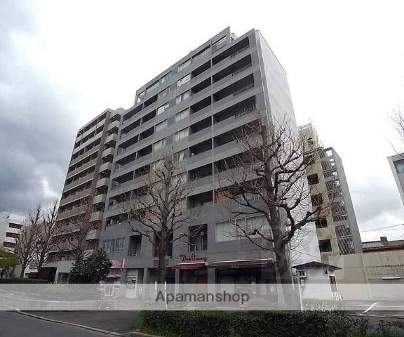 京都府京都市中京区、烏丸駅徒歩10分の築29年 10階建の賃貸マンション