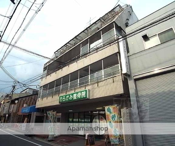 京都府京都市中京区、二条駅徒歩8分の築32年 6階建の賃貸マンション