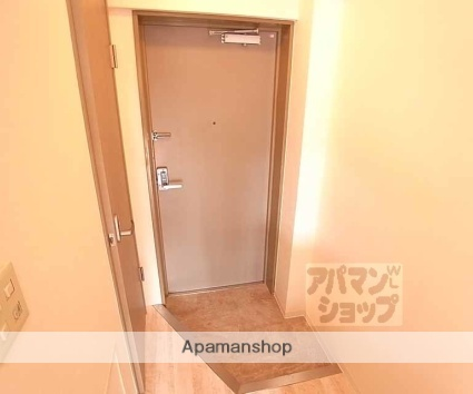 レジデンスオザック[1K/20m2]の玄関