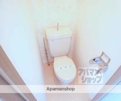 レジデンスオザック[1K/20m2]のトイレ