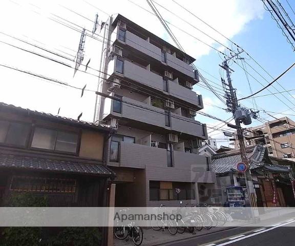 京都府京都市中京区、丸太町駅徒歩7分の築28年 5階建の賃貸マンション