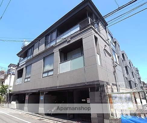 京都府京都市中京区、丸太町駅徒歩8分の築26年 3階建の賃貸マンション