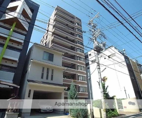 京都府京都市中京区、烏丸駅徒歩13分の築18年 11階建の賃貸マンション