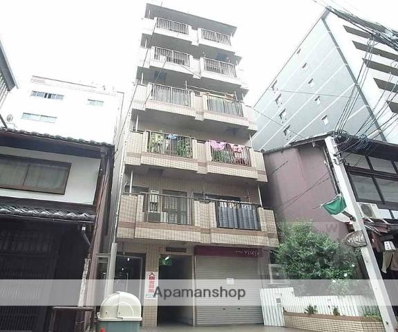 京都府京都市中京区、烏丸駅徒歩7分の築25年 6階建の賃貸マンション
