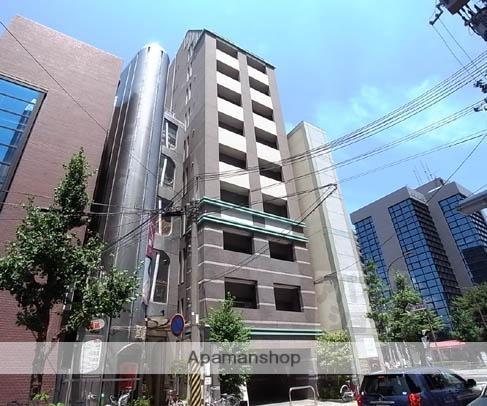 京都府京都市中京区、三条駅徒歩9分の築11年 11階建の賃貸マンション