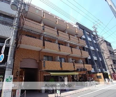 京都府京都市中京区、烏丸駅徒歩9分の築28年 9階建の賃貸マンション