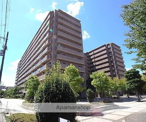 京都府京都市中京区、丹波口駅徒歩7分の築18年 11階建の賃貸マンション