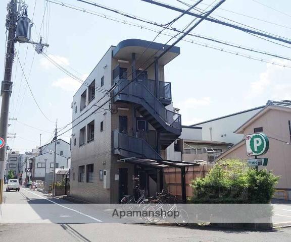 京都府京都市下京区、西大路駅徒歩14分の築20年 3階建の賃貸マンション