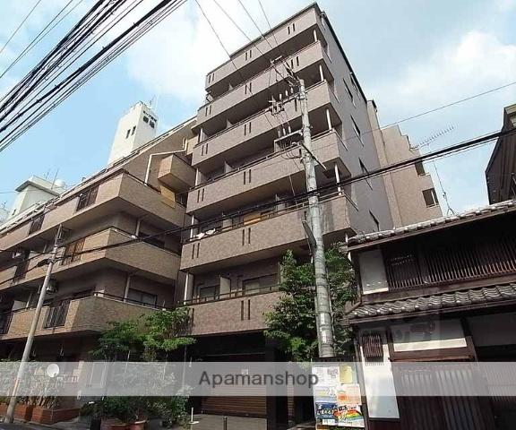 京都府京都市中京区、丸太町駅徒歩14分の築16年 7階建の賃貸マンション