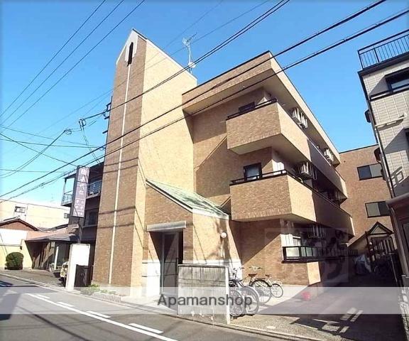 京都府京都市中京区、烏丸駅徒歩14分の築20年 3階建の賃貸マンション