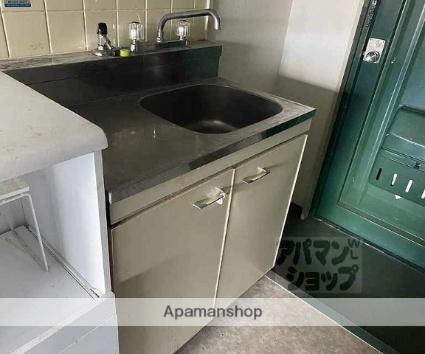 カサクレール北村[1K/18.02m2]のキッチン