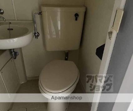 カサクレール北村[1K/18.02m2]のトイレ