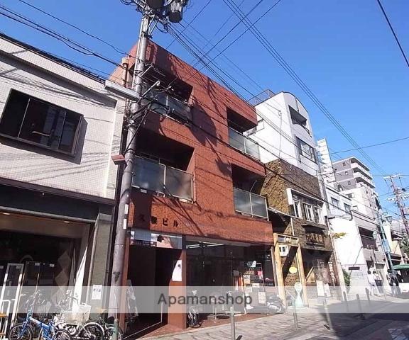 京都府京都市中京区、三条駅徒歩9分の築35年 3階建の賃貸マンション