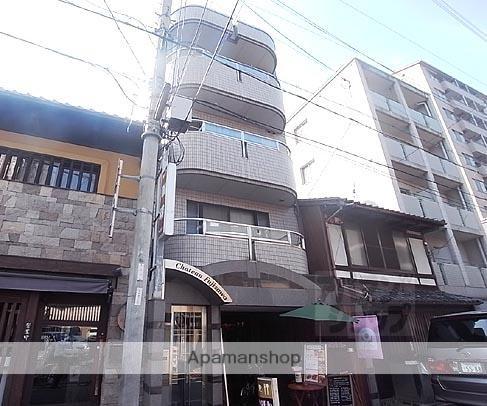 京都府京都市中京区、河原町駅徒歩7分の築26年 4階建の賃貸マンション