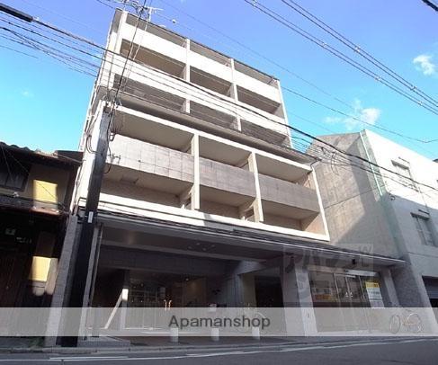 京都府京都市中京区、三条駅徒歩10分の築9年 7階建の賃貸マンション