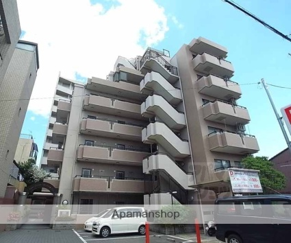 京都府京都市下京区、丹波口駅徒歩10分の築24年 7階建の賃貸マンション