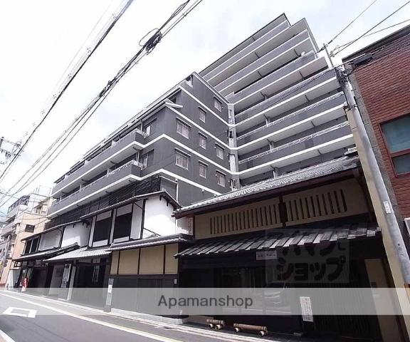 京都府京都市中京区、烏丸駅徒歩10分の築7年 10階建の賃貸マンション