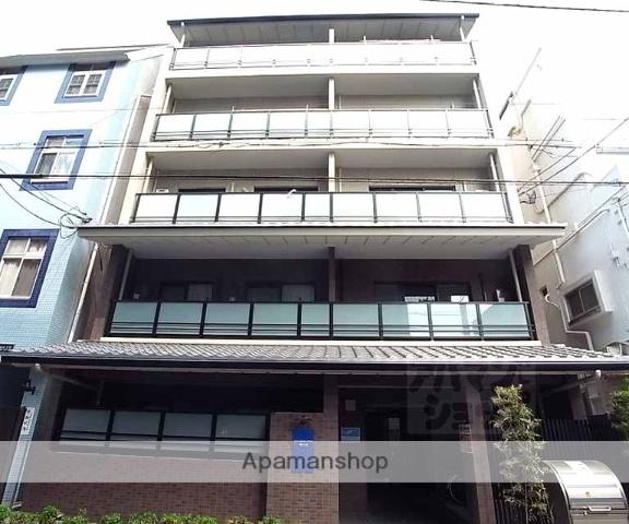 京都府京都市中京区、三条駅徒歩9分の築3年 5階建の賃貸マンション