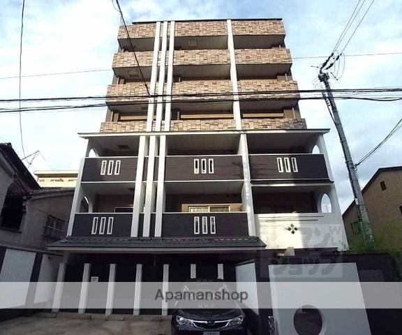 京都府京都市中京区、大宮駅徒歩10分の築10年 8階建の賃貸マンション