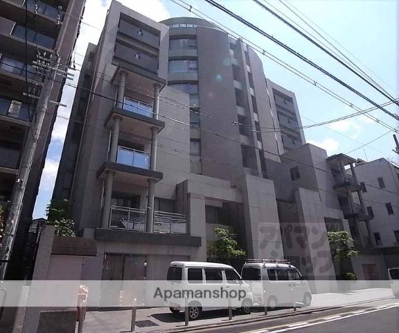京都府京都市中京区、丸太町駅徒歩9分の築25年 9階建の賃貸マンション