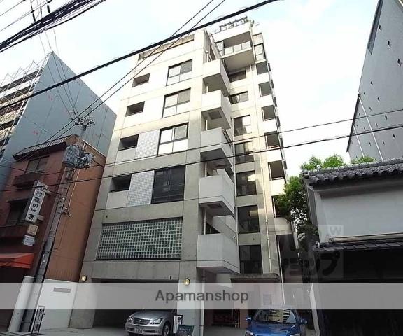 京都府京都市中京区、烏丸駅徒歩4分の築17年 10階建の賃貸マンション