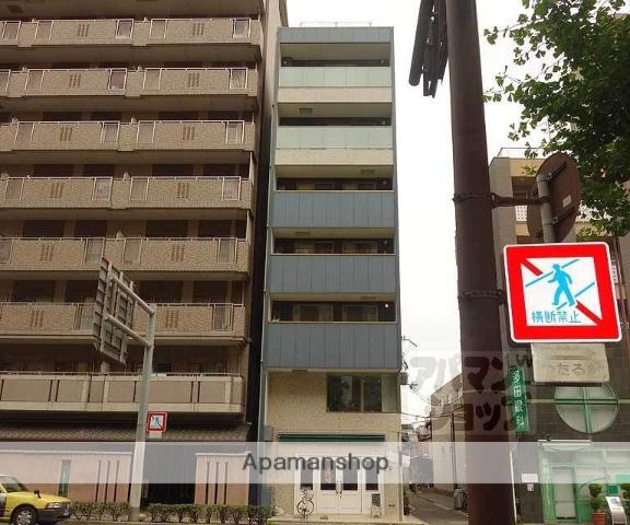 京都府京都市中京区、大宮駅徒歩12分の築3年 7階建の賃貸マンション
