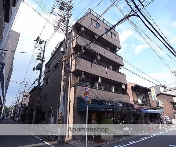 京都府京都市中京区、丸太町駅徒歩2分の築20年 5階建の賃貸マンション