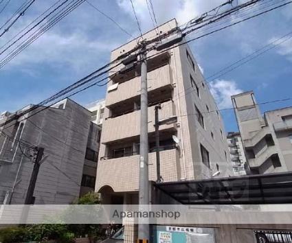 京都府京都市下京区、烏丸駅徒歩9分の築28年 5階建の賃貸マンション