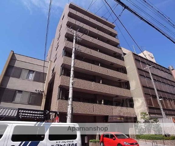京都府京都市中京区、烏丸駅徒歩8分の築18年 10階建の賃貸マンション