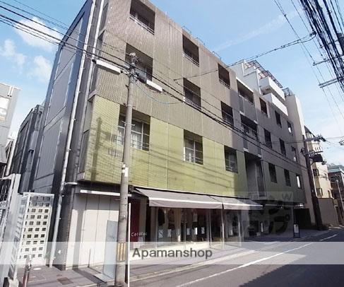 京都府京都市中京区、烏丸駅徒歩10分の築14年 8階建の賃貸マンション