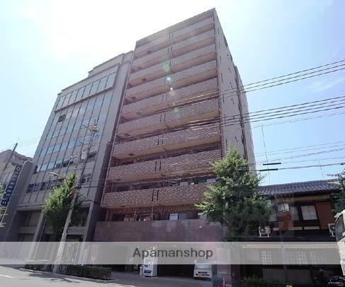 京都府京都市中京区、神宮丸太町駅徒歩9分の築11年 11階建の賃貸マンション