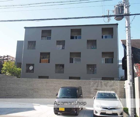 京都府京都市下京区、西大路駅徒歩20分の築3年 3階建の賃貸マンション