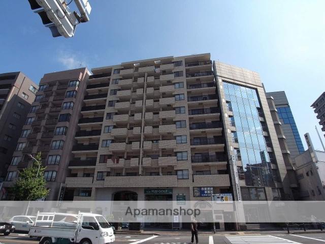 京都府京都市中京区、烏丸駅徒歩9分の築31年 11階建の賃貸マンション