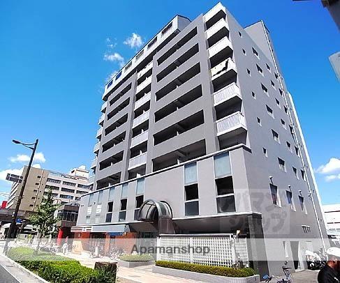 京都府京都市下京区、丹波口駅徒歩1分の築18年 10階建の賃貸マンション