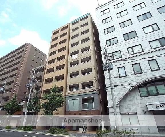 京都府京都市中京区、神宮丸太町駅徒歩7分の築9年 10階建の賃貸マンション