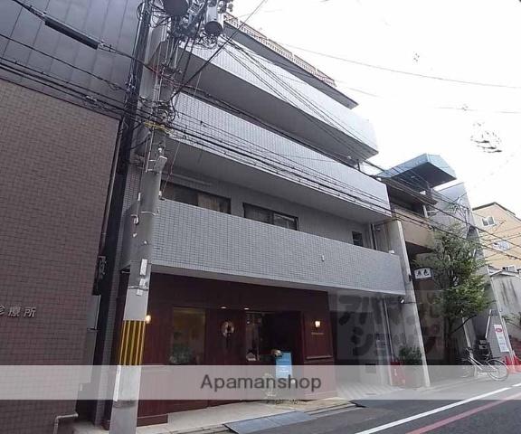 京都府京都市中京区、三条駅徒歩8分の築26年 6階建の賃貸マンション
