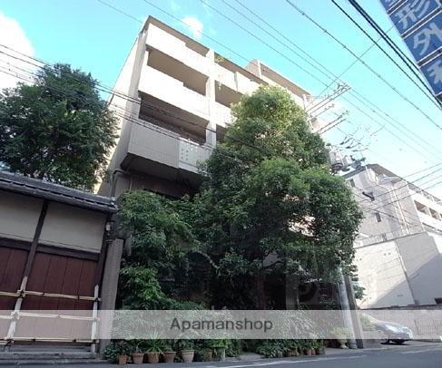 京都府京都市中京区、三条駅徒歩10分の築16年 5階建の賃貸マンション
