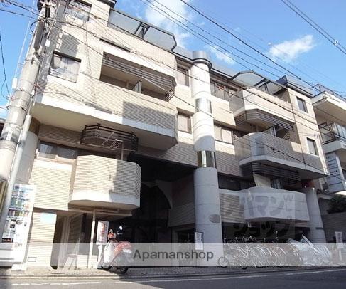 京都府京都市中京区、神宮丸太町駅徒歩9分の築28年 4階建の賃貸マンション