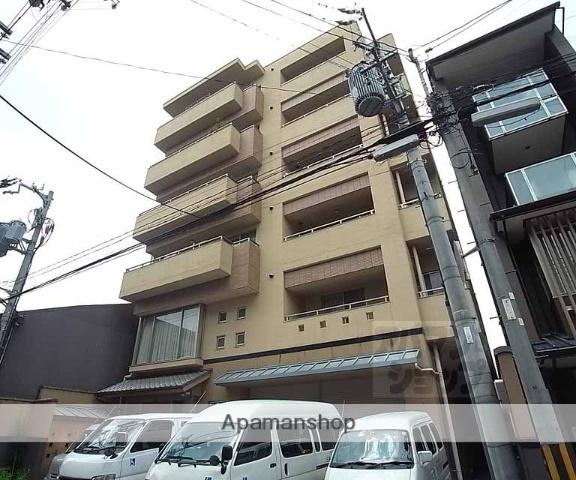 京都府京都市中京区、烏丸駅徒歩12分の築12年 6階建の賃貸マンション
