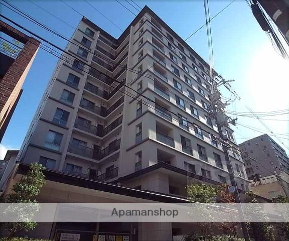 京都府京都市中京区、烏丸駅徒歩13分の築2年 11階建の賃貸マンション