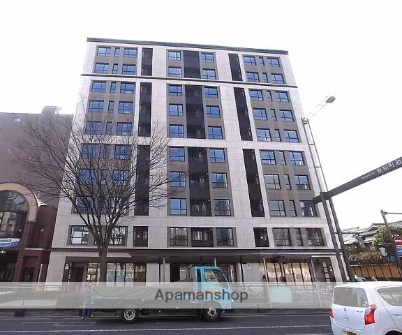 京都府京都市中京区、三条駅徒歩8分の新築 10階建の賃貸マンション