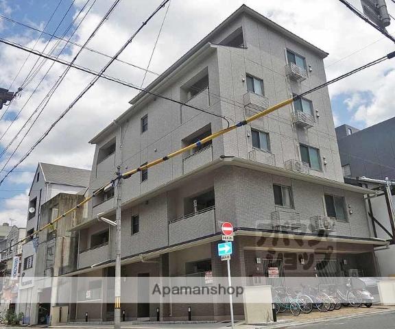 京都府京都市中京区、丸太町駅徒歩6分の新築 5階建の賃貸マンション